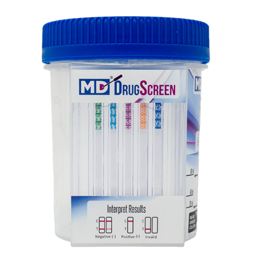 Urine Drug Test Cup Clia Waived FDA Approved
