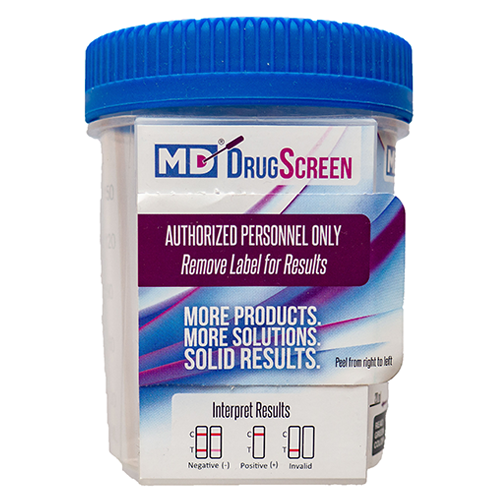 12 PANEL DRUG TEST CUP-Urine Drug Test Cup FDA-Cleared & CLIA-Waived