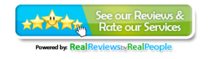Real Reviews by Real People - Logo
